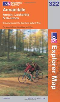 image of Annandale (OS Explorer Map Series)