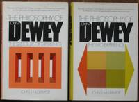 """The Philosophy of John Dewey (2 volume set):  vol one - The Structure of Experience;  vol two - The Lived Experience ;  -(complete 2 book (hard covers with dust jackets) set """"The Philosophy of John Dewey"""")-"""