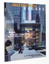 Architectural Record Magazine January 2005, 01/2005: MoMA, Taniguchi's Classic Design Opens a New Era