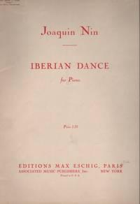 image of IBERIAN DANCE for Piano (Danza Iberica)    .