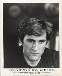 image of Original Portrait of Gerard Depardieu from Get  Out Your Handkrchiefs