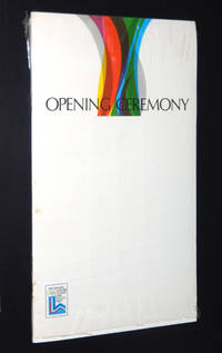 XIII Olympic Winter Games, Lake Placid, 1980: Opening Ceremony & Closing Ceremony Programs