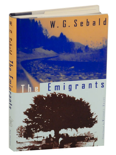 New York: New Directions, 1996. First U.S. edition, first printing. Hardcover. Sebald's first book t...