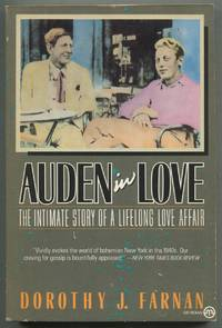 image of Auden in Love: The Intimate Story of a Lifelong Love Affair