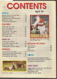 image of Hoofs and Horns Magazine April 1996