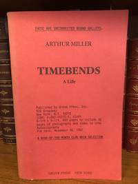 TIMEBENDS: A LIFE [SIGNED]