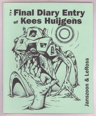 West Warwick, Rhode Island]: Necronomicon Press Fiction, 1995. Octavo, illustrated by Allen Koszowsk...