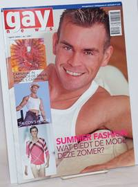 Gay News: #140, April 2003: Summer Fashion