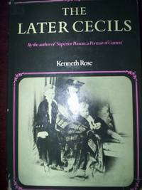 The Later Cecils