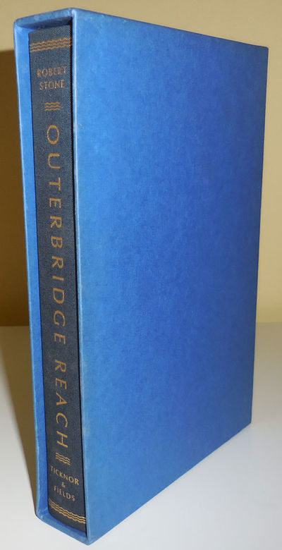 New York: Ticknor and Fields, 1992. First edition. Cloth. Near Fine. Special clothbound limited edit...