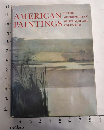 New York: The Metropolitan Museum of Art / Princeton University Press, 1980. Hardcover. VG/G DJ has ...