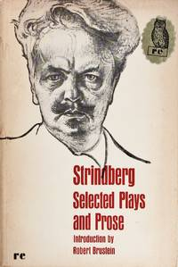 Strindberg: Selected Plays and Prose by August Strindberg - Paperback - 1964 - from Firefly Bookstore LLC (SKU: 79726)