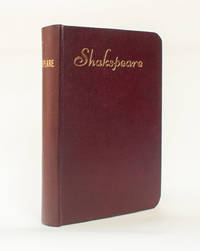 """The Works of William Shakspeare, carefully edited from the best texts. The """"Lansdowne""""..."""