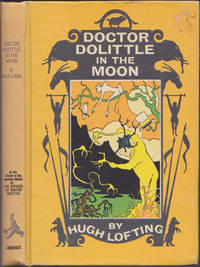 Doctor Dolittle in the Moon (Doctor Dolittle, 8)