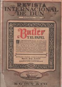 image of REVISTA INTERNACIONAL DE DUN. Volume XXXVI, No. 5 Enero 1921