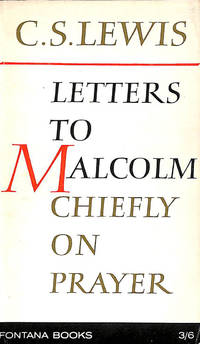 image of Letters to Malcolm: Chiefly on prayer (Fontana books)