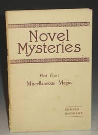 image of Novel Mysteries