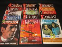 Starburst Magazine: 15 Issues, all with Star Trek articles