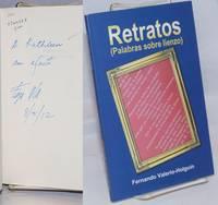 image of Retratos (palabras sobre lienzo)
