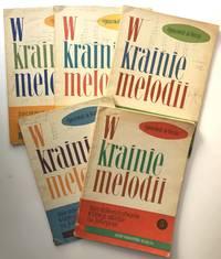 W Krainie Melodii, zbiór ulubionych utworów w latwym ukladzie na fortepian, 1-5