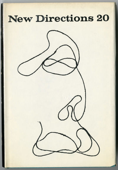 : New Directions, 1968. 186pp. Cloth. First edition. About fine in dust jacket with small nick at fo...