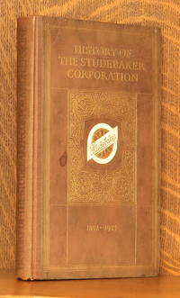 image of HISTORY OF THE STUDEBAKER CORPORATION