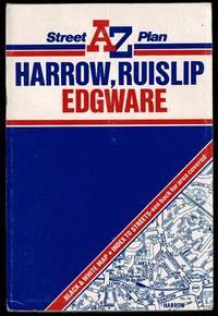 A-Z Street Plan of Harrow, Ruislip and Edgware