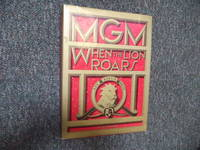 MGM. When the Lion Roars