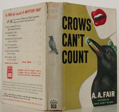 Morrow, 1946. 1st Edition. Hardcover. Near Fine/Near Fine. A near fine first edition in a near fine ...