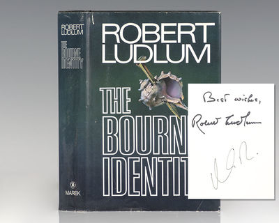 New York: Richard Marek Publishers, 1980. First edition of the first novel in the Bourne Trilogy. Oc...