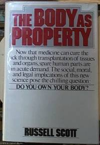 image of Body As Property