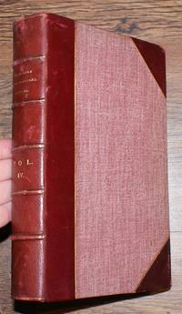 The Yorkshire Archaeological and Topographical Journal, Vol. IV (all parts) 1877
