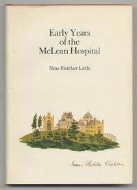 image of Early Years of the McLean Hospital: Recorded in the Journal of George William Folsom, Apothecary at the Asylum in Charlestown