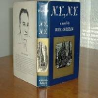N.Y., N.Y. By WILL OURSLER 1954 NICE COPY
