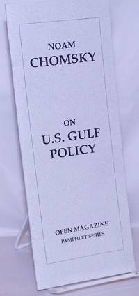 image of On U.S. Gulf Policy
