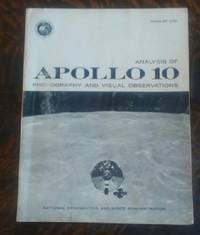 image of Analysis of Apollo 10 Photography and Visual Observations Nasa SP-232