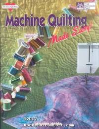 image of Machine Quilting Made Easy !