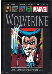 WOLVERINE The Marvel Ulitimate Graphic Novel Collection, Volume 4