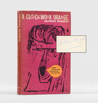 collecting a clockwork orange by burgess anthony first edition  image of a clockwork orange