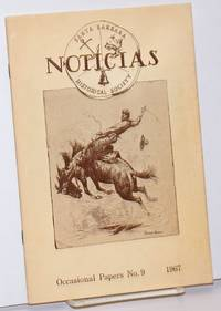 Noticias; Occasional Papers No. 9
