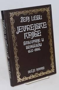 Jevrejske Knjige stampane u Beogradu 1837-1905