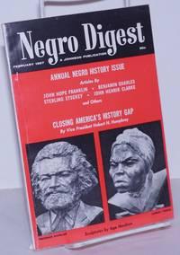 image of Negro digest; February 1967, Vol. XVI, no. 4