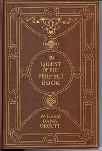 image of In Quest of the Perfect Book : Reminiscences & Reflections of a Bookman