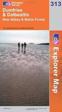 Dumfries and Dalbeattie (OS Explorer Map Series) by Ordnance Survey