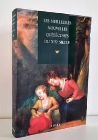 image of Les meilleures nouvelles québécoises du XIXe siècle