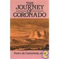 The Journey of Coronado (Dover Books on Travel, Adventure)