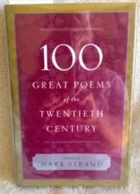 image of 100 Great Poems of the Twentieth Century