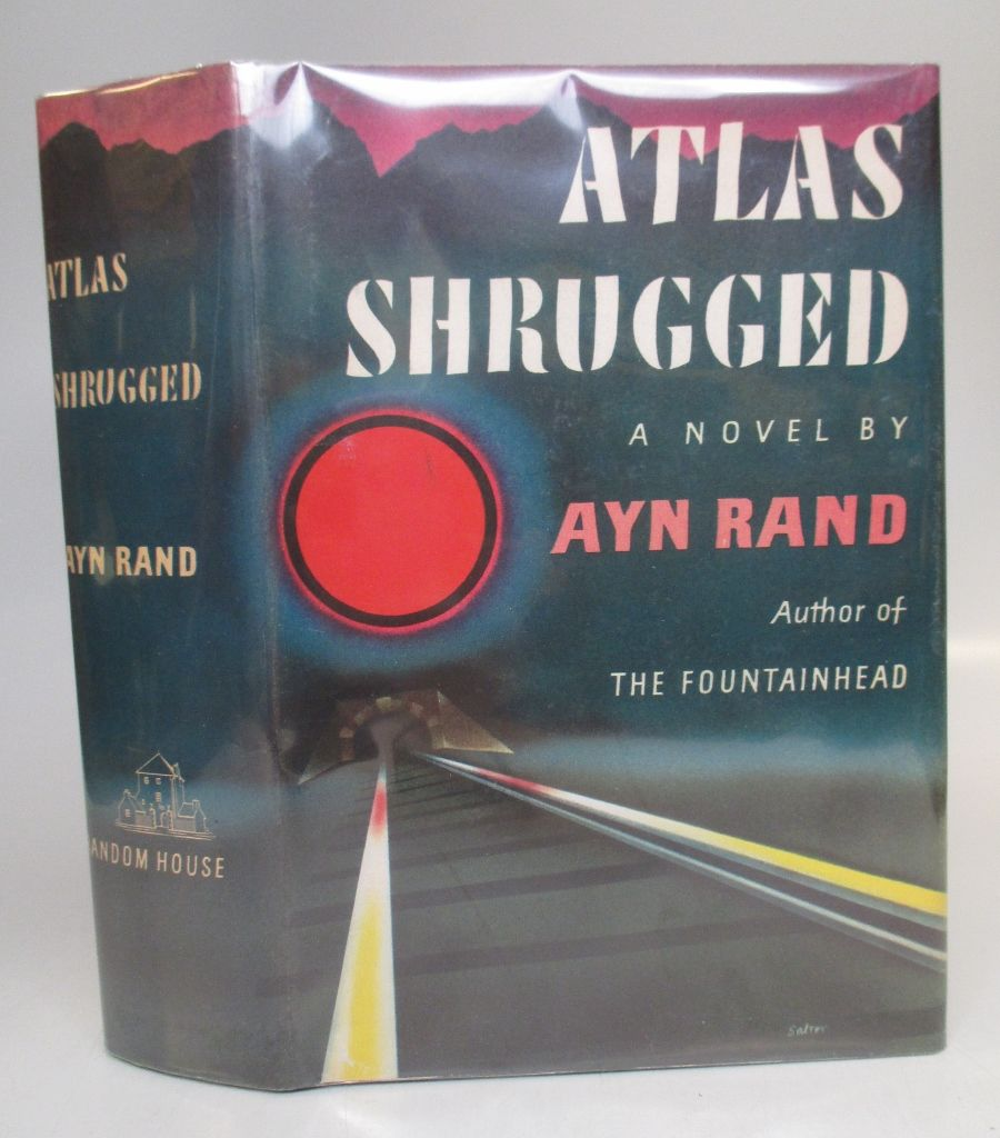 atlas shrugged book report