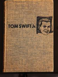 image of Tom Swift and His Jetmarine (The New Tom Swift Jr. Adventures #2)