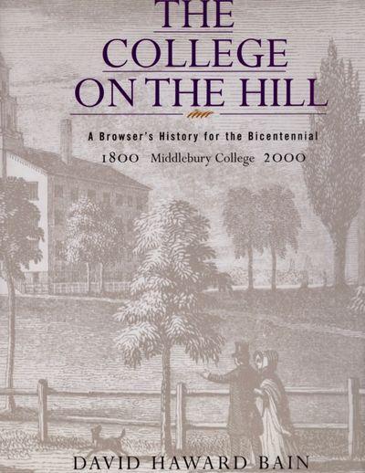 Middlebury, Vermont: Middlebury College Press, 1999. Hardcover. Very good/very good. Tall quarto. Ha...